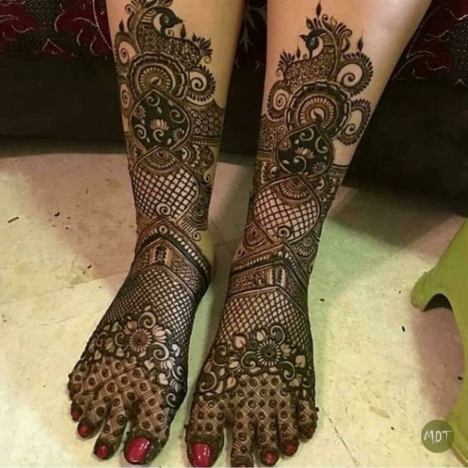 Top 25 Bridal Mehndi Design Trends , Mehndi Design Trends