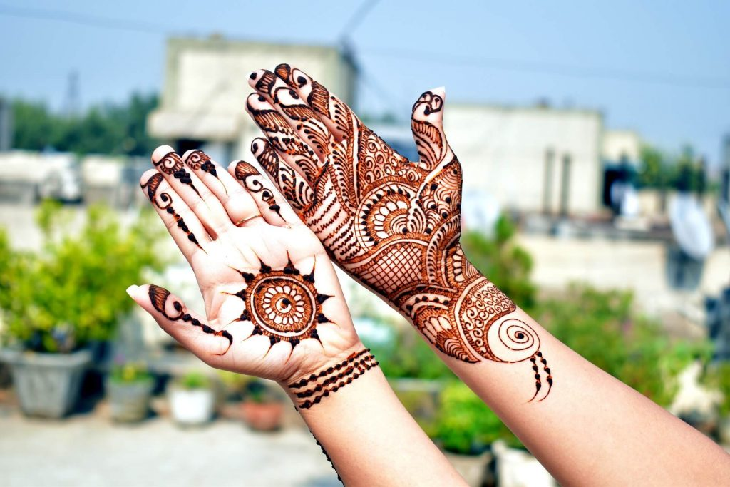 What is Mehndi Design