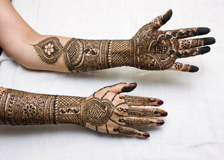 Best Mehndi Design for Hands