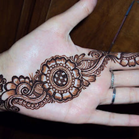 Simple And Easy Mehndi Designs For Kids Mehndi Design Trends