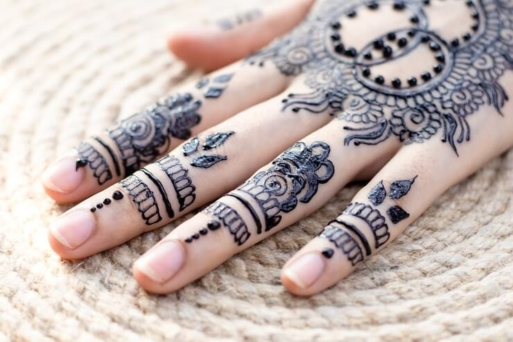 40 Latest Arabic Mehndi Designs