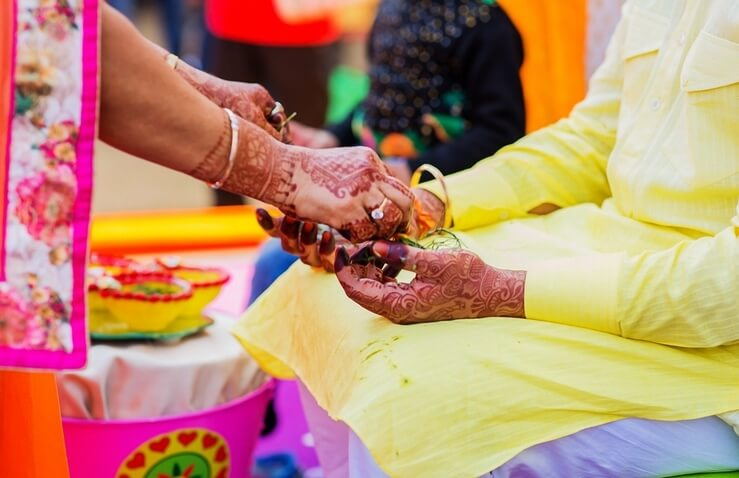 Images of Bridal Mehndi