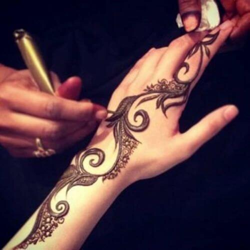 The Modern Wedding Mehndi Designs