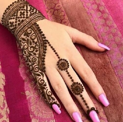 Trendy Perfect Mehndi For Modern Brides
